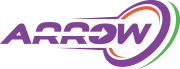 Arrow Messenger Retina Logo